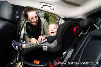 A fifth of parents and grandparents don't put children in child seats