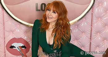Makeup Artist Charlotte Tilbury Shows Us the 'Salma Hayek Look'