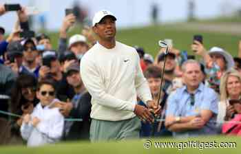 Tiger Woods overcomes opening double-bogey, shoots 71 to keep hopes alive at Farmers Insurance Open