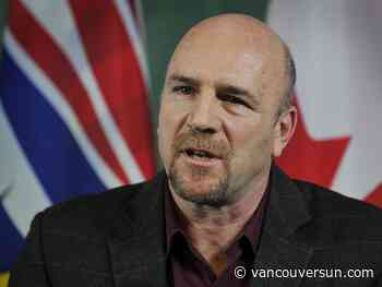 Vaughn Palmer: Never the yes man, Lekstrom wants no part of NDP's caribou rescue plan