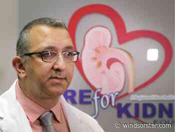 Patients defend suspended kidney specialist Dr. Albert Kadri
