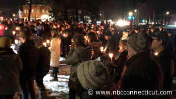 Vigil Held for Former Colchester Family Killed in Florida