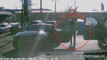 New video of Abbotsford cop killer