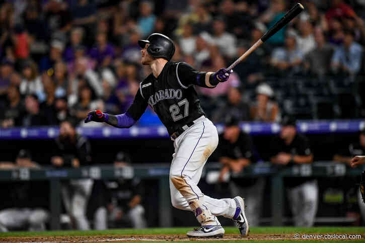 Colorado Rockies Sign Shortstop Trevor Story To 2-Year, $27.5 Million Contract