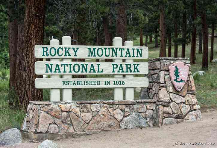 2 Found Dead At Rocky Mountain National Park