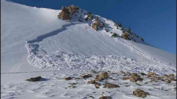Considerable Avalanche Risk This Weekend In Colorado