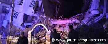 Au moins 20 morts dans un puissant séisme en Turquie