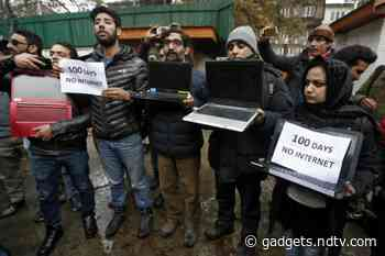 Kashmir Internet Shutdown: 2G Mobile Internet Services Restored in Region