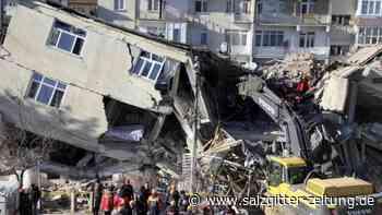 Zentrum in Provinz Elazig: Zahl der Toten nach Erdbeben in Osttürkei steigt auf 22