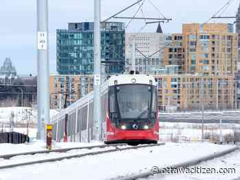 Today's letters: Ottawa fed up with light-rail problems