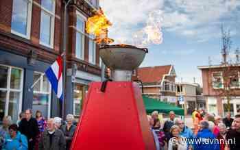 Bevrijdingstocht brengt het Bevrijdingsvuur als een lopend vuurtje naar alle Groninger dorpen
