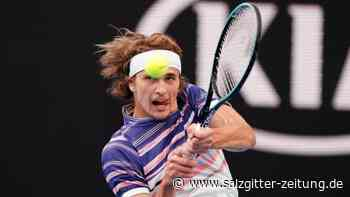 Australian Open: Zverev und Kerber im Melbourne-Achtelfinale