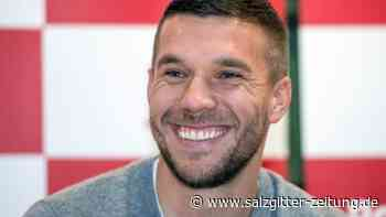 Zurück in der Türkei: Podolski steigt ins Antalyaspor-Training ein