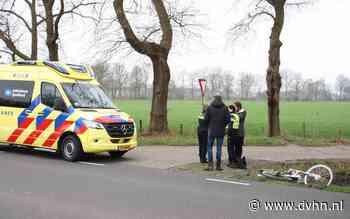 Fietser gewond na botsing met auto in Zuidwolde