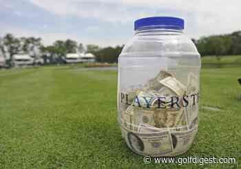 Players Championship purse, winner's check get huge increase