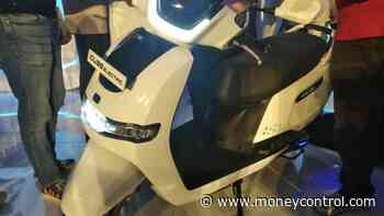 TVS Motor launches electric scooter iQube at Rs 1.15 lakh