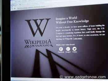 Wikipedia now has over 6 million articles in English