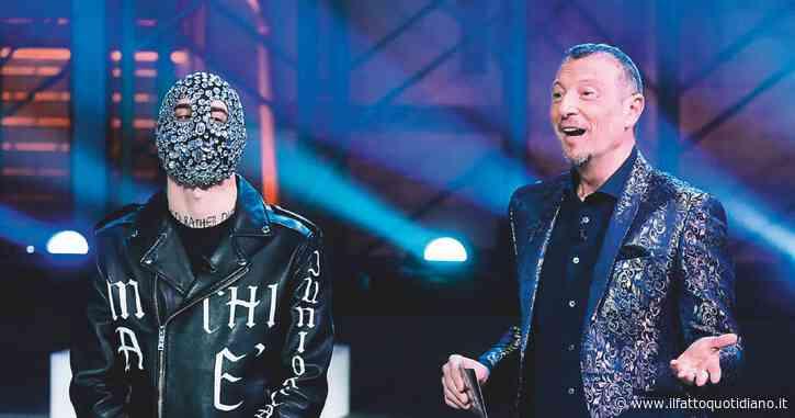 """Festival di Sanremo 2020, Junior Cally rompe il silenzio: """"Dispiace se ho ferito qualcuno, trovo insopportabile la violenza contro le donne"""". Amadeus: """"Non avevo dubbi"""""""