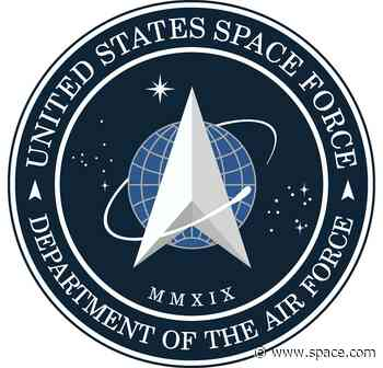 Trump unveils new Space Force logo (yes, it looks like something from 'Star Trek')