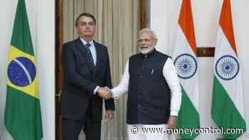 India, Brazil set target of USD 15 billion in bilateral trade by 2022
