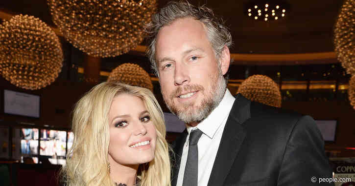 Jessica Simpson Reveals How Her Husband Quit Drinking the Second She Said She Wanted to Get Sober