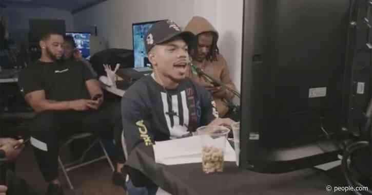 Chance the Rapper Scares Megan Thee Stallion in Punk'd Sneak Peek at Quibi's 2020 Lineup