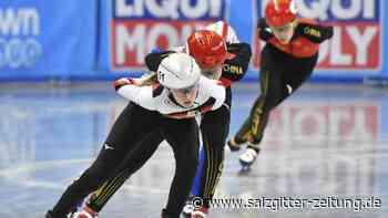 Bronze über 1500 Meter: Shorttrackerin Anna Seidel erkämpft ihre dritte EM-Medaille