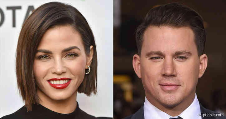 Channing Tatum and Jenna Dewan Reach Agreement to Share Joint Custody of Daughter Everly