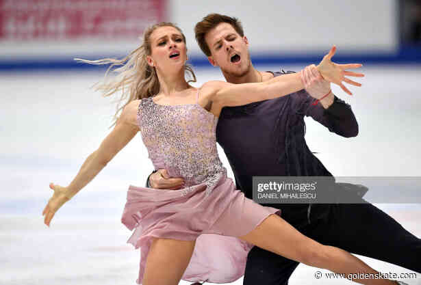 Sinitsina and Katsalapov edge out French for European title