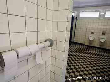 Vandalen wüten in Toiletten der Berufsschule