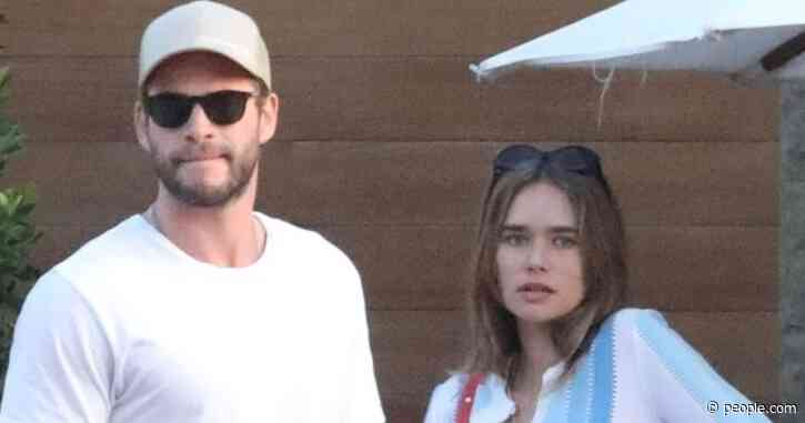 Liam Hemsworth and Girlfriend Gabriella Brooks Enjoy a Casual Date in Malibu