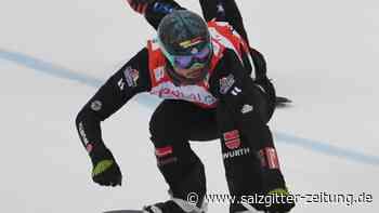Im kanadischen Nakiska: Deutsche Snowboardcrosser scheitern bei Weltcup früh