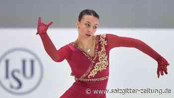 Eiskunstlauf: Essenerin Schott verpatzt EM-Kür: 14. Platz