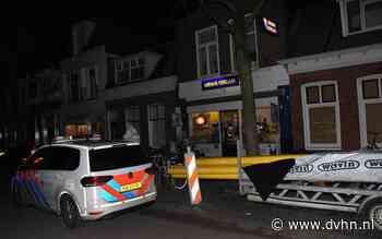 Overval op snackbar Cafetaria Kerklaan in Groningen stad