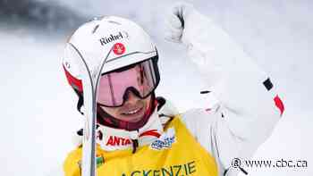 Mikael Kingsbury wins moguls World Cup gold in Mont-Tremblant