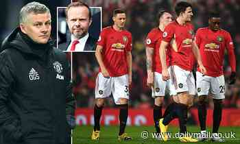 OLIVER HOLT: Sacking Solskjaer is not Man United's answer... Ed Woodward must take the blame