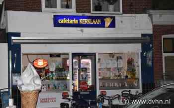 Overval op snackbar Cafetaria Kerklaan in Groningen, twee jongens vluchten weg met geld en sigaretten