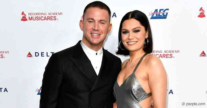 Jessie J Says She Feels 'Happiness from the Inside Out' After PDA-Filled Date with Channing Tatum