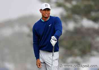 Tiger can't sustain fast Saturday start, leaving work to do if Sunday is to be a record-breaker at Torrey