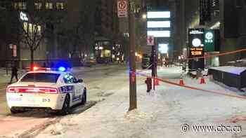 Man, 35, in critical condition after stabbing at downtown shopping mall