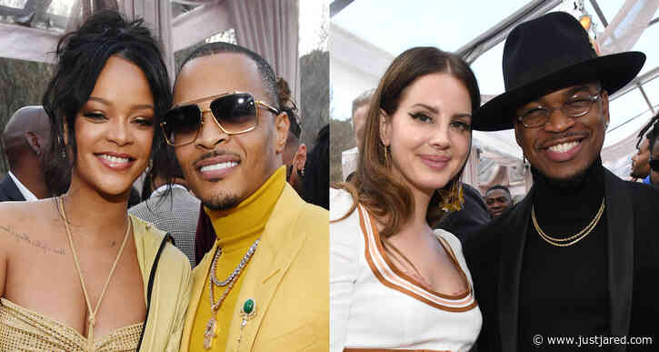 Rihanna, T.I., & More Stars Attend Roc Nation's Pre-Grammys 2020 Brunch!