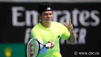Canada's Milos Raonic breezes into Australian Open quarter-finals