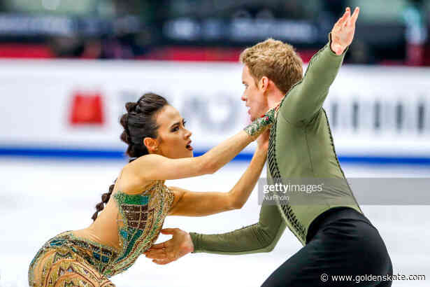 Chock and Bates reclaim U.S. National title in Ice Dance