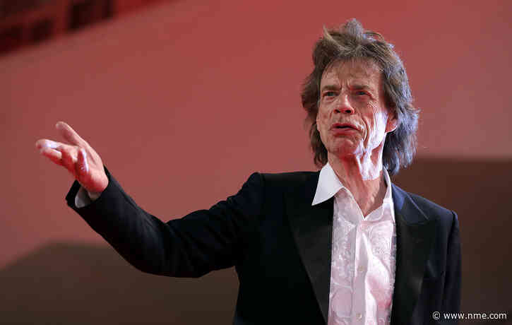 Watch Mick Jagger play a shady art dealer in 'The Burnt Orange Heresy' trailer