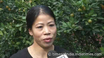 Don't know how should I express my happiness : Mary Kom after being shortlisted for Padma Vibhushan