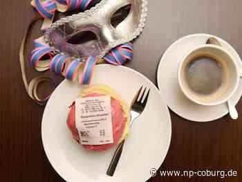 Süße Quittung: Bäcker verkauft Krapfen mit essbarem Bon