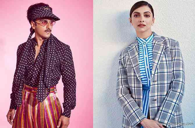 Deepika Padukone makes a hilarious request to Ranveer Singh as the actor flies to Chennai to unveil 83 poster