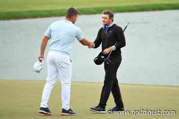 Eddie Pepperell had the perfect tweet before his potentially awkward pairing with Bryson DeChambeau (UPDATE: They got along!)