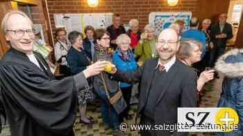 Neujahrsempfang in Heiliggeist-Kirche in Wendschott