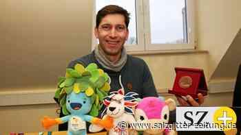 Alexander Schreiner: Ein Gamsener im Olympischen Dorf